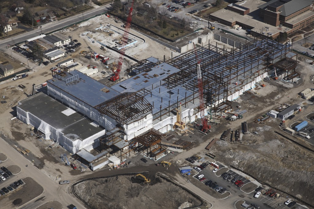 Construction Di_Elmhurst #1