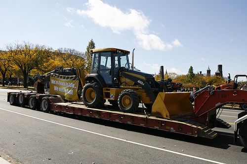 DOZERS DESCEND ON CAPITOL HILL – 3rd Start USA Up Rally