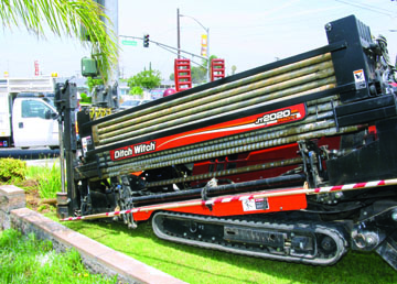 The JT2020 packs 20,000 pounds of pulling power.