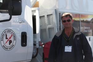 Jim Blekicki, Grand Haven Board of Light and Power, Grand Haven, MI