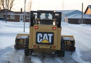 Snow and Ice CAT6