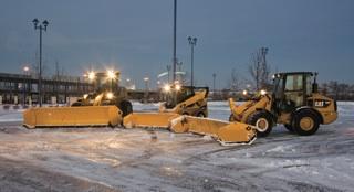 Snow and Ice CAT7