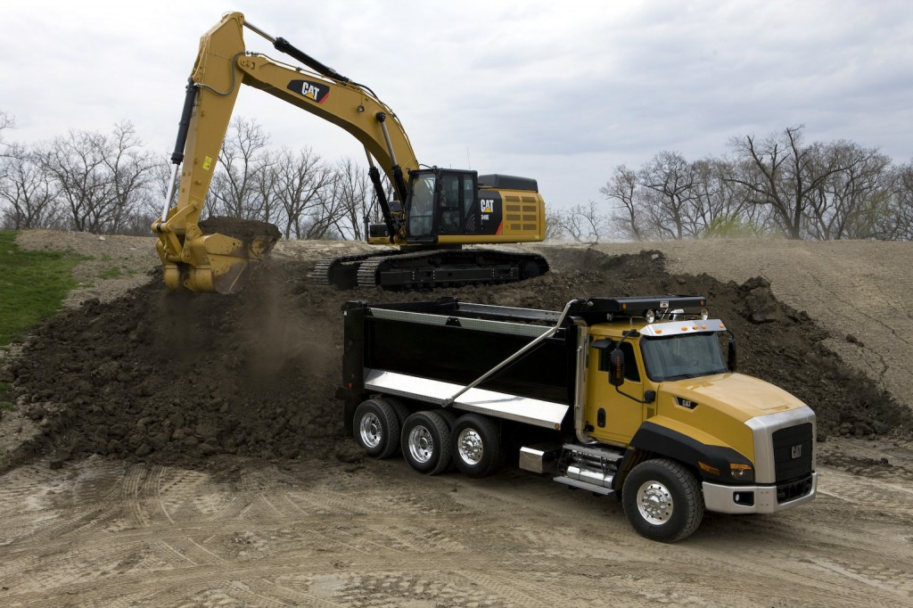 New Cat 349E Excavator Does More Work with Less Fuel « Site-K