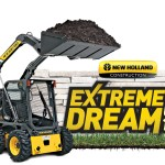 New Holland Extreme Dream 2011 logo