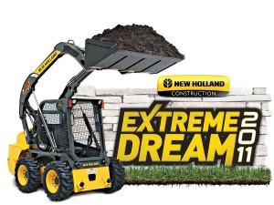 New Holland Extreme Dream 2011 logo