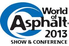 World of Asphalt 2013