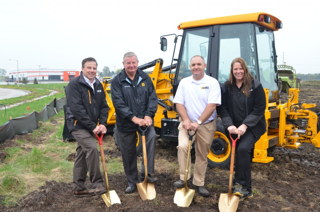 Yes Jcb Breaks Ground On Madison Wi Location 171 Site K