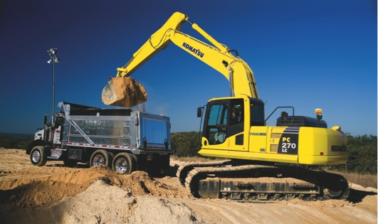 Trimble has introduced the new Trimble® LOADRITE® X2350™ Payload Management System for excavators, a dynamic onboard weighing system to optimize bucket loads, track load out tonnage, and monitor cycle times. Now available through the SITECH® Technology Dealer network, the Trimble LOADRITE X2350 system expands Trimble's Heavy Civil Construction portfolio to include accurate, measured payload data from excavators, helping contractors maximize productivity with less rework.