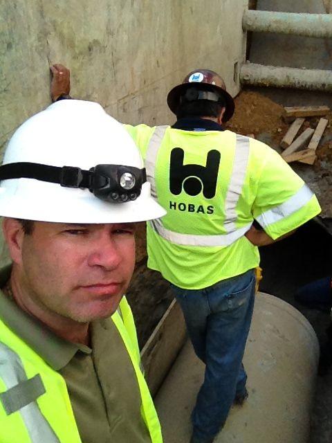Hobas field service rep