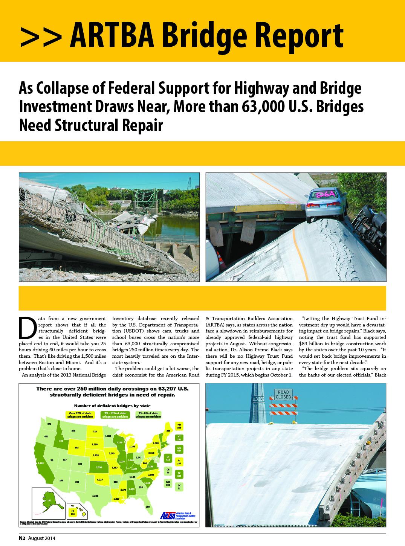 ARBTA Bridge Report 1