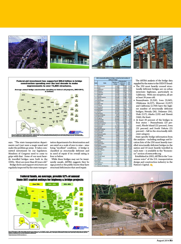 ARBTA Bridge Report 2