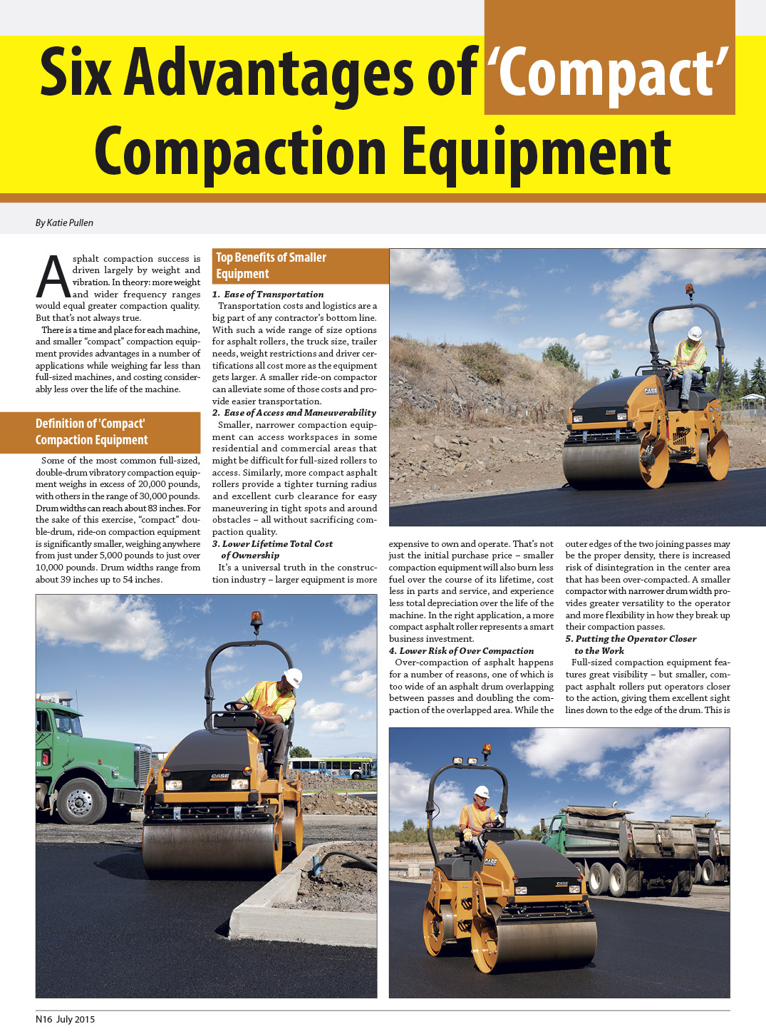 Compact Compaction 1