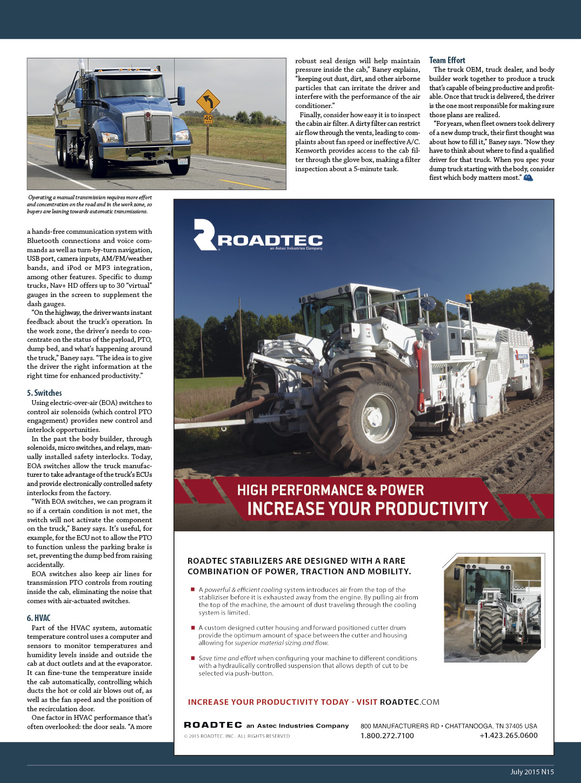 Spec'ing Trucks 4