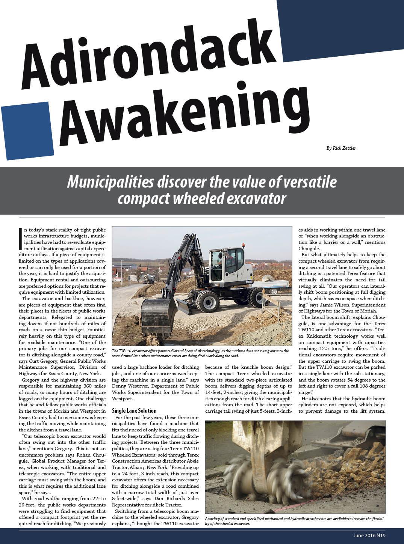 Adirondack Awakening