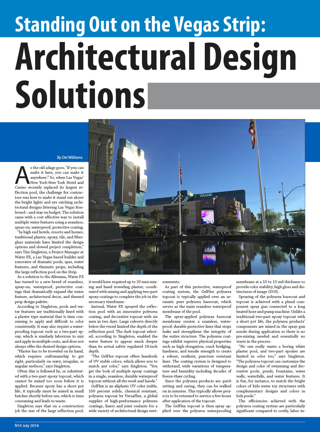 Architectural Design Solutions