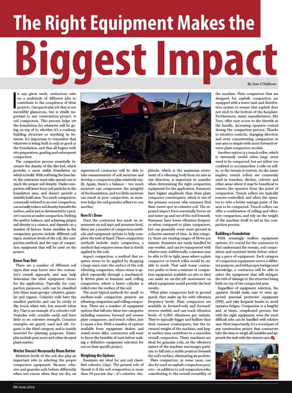 Right Equip Biggest Impact