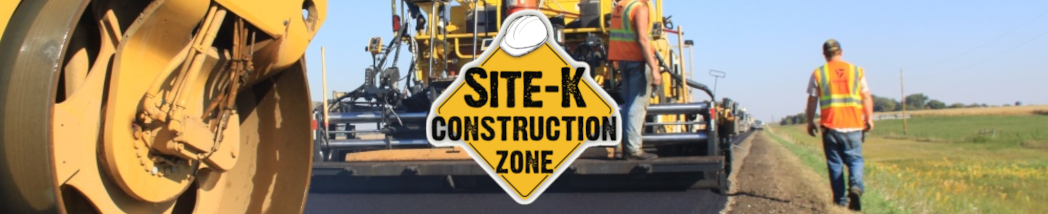 Site-K Construction Zone